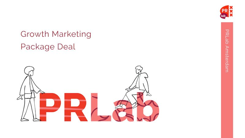Cover of our growth hacking package deal, the best growth hacks for startups