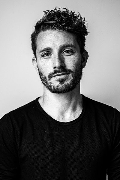 Photo of Matias Rodsevich, founder and CEO at PRLab.