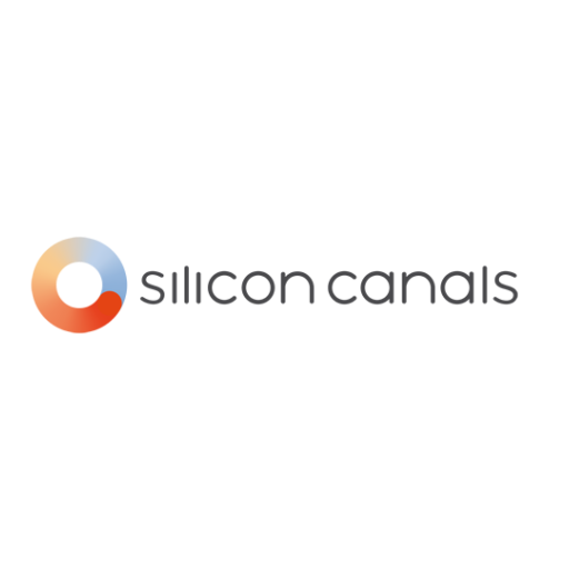 Logo of Silicon Canals media where the clients of our tech public relations agency get featured