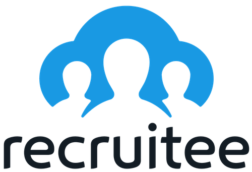 Logo of Recruitee, client of our content marketing consultancy.