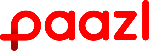 Logo of paazl, customer of PRLab, one of the best pr agencies for startups