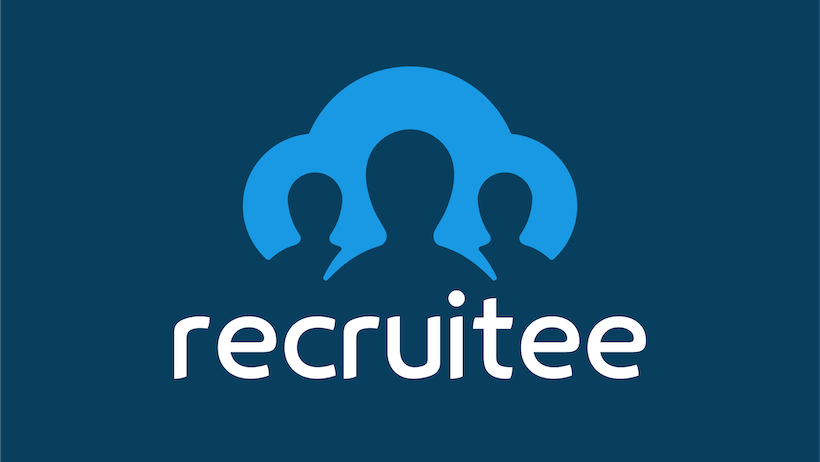 Banner for the content marketing and pr case study of Recruitee.