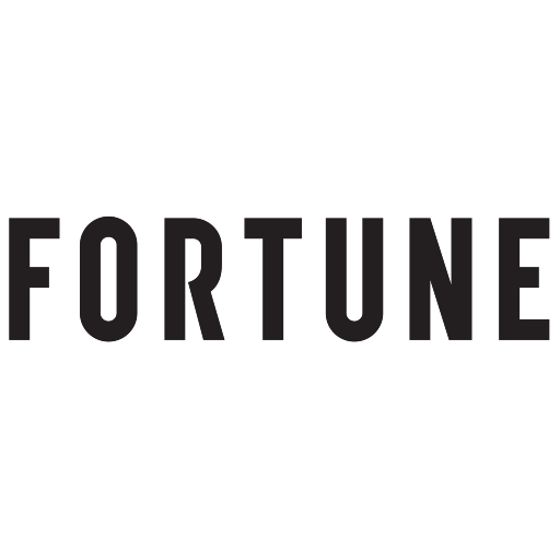 Logo of Fortune media where the clients of our saas pr agency get featured
