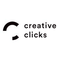 Logo van Creative Clicks, opdrachtgever van PRLab Amsterdam