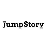 Logo van Jump Story klant van PRLab Amsterdam