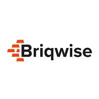 Logo van Briqwise klant van PRLab Amsterdam