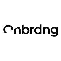Logo van Onbrdng, opdrachtgever van PRLab Amsterdam