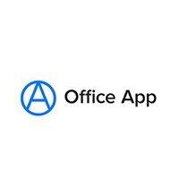 Logo van Office App, klant van PRLab Amsterdam