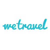 Logo van We Travel, opdrachtgever van PRLab Amsterdam