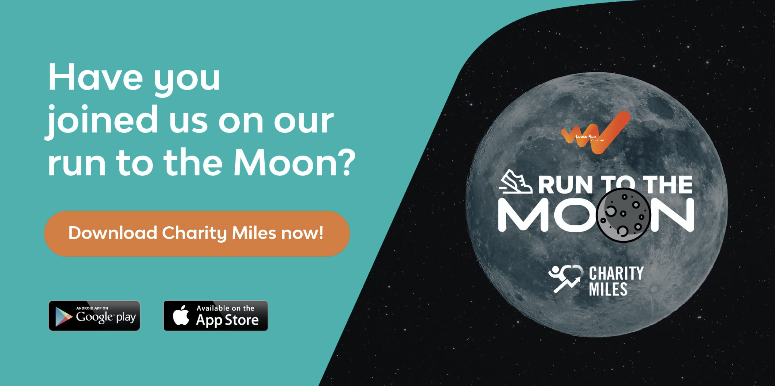 images created by our creative designers to the Moon Challenge