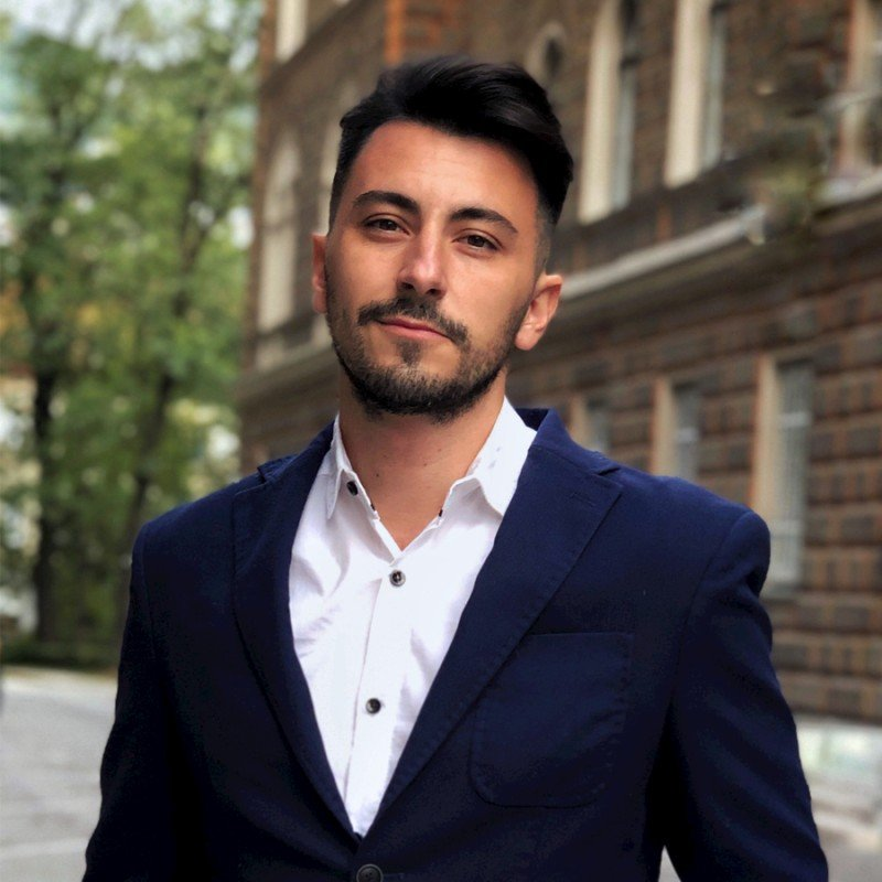 Photo of Marco Genaro Palma, author of the article and SEO expert