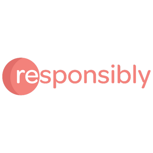 Logo of responsibly, client of PRLab