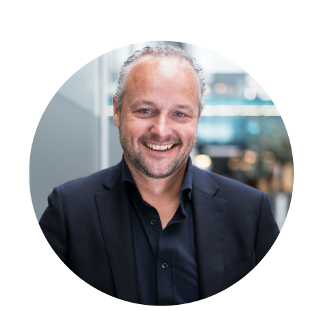 Image of Jan Willem Roest, CEO of Paazl